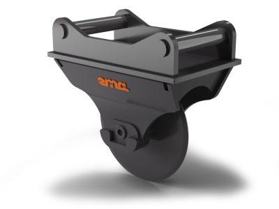 Asfaltskärare S50 Centrummonterad - 400mm
