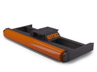 HD Avjämningsbalk med rulle 3000mm - Utan fäste